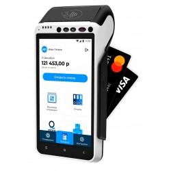 Онлайн касса «aQsi 5» c приёмом банковских карт